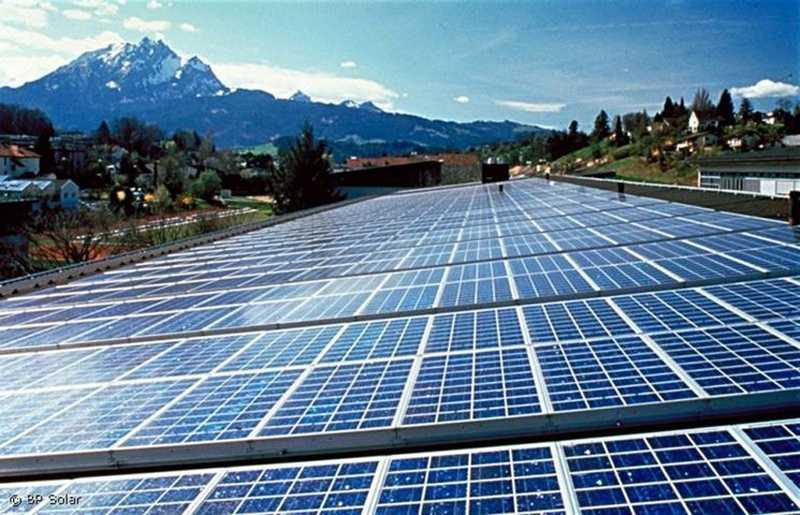 L energia del sole per un mondo meno inquinato e piu sicuro